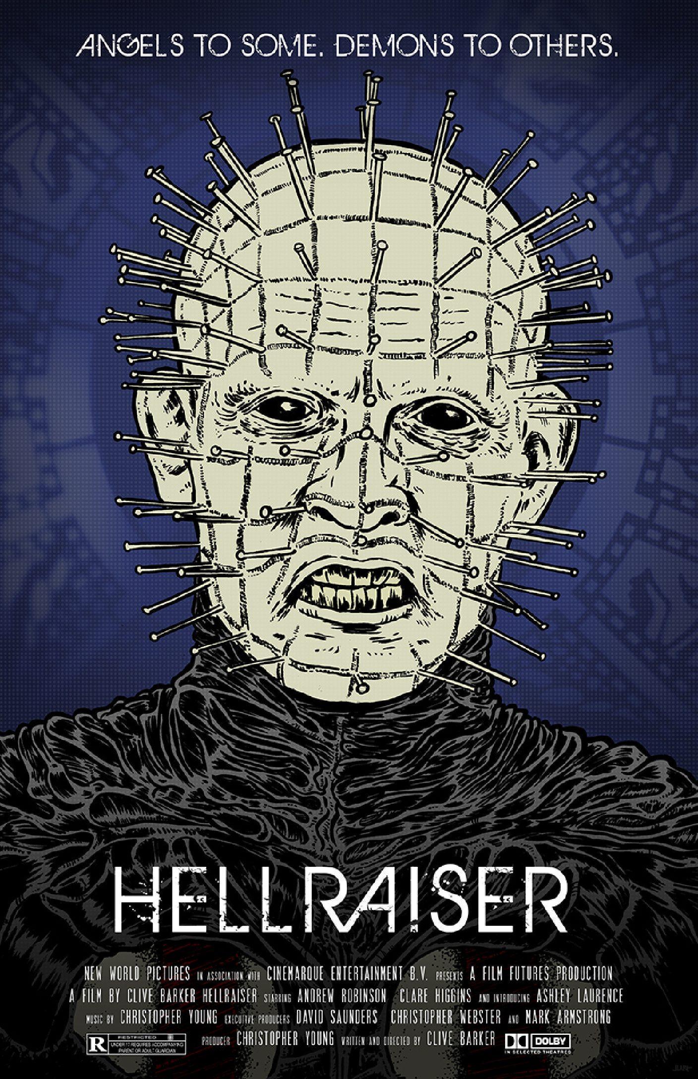 Hellraiser -Blue Variant