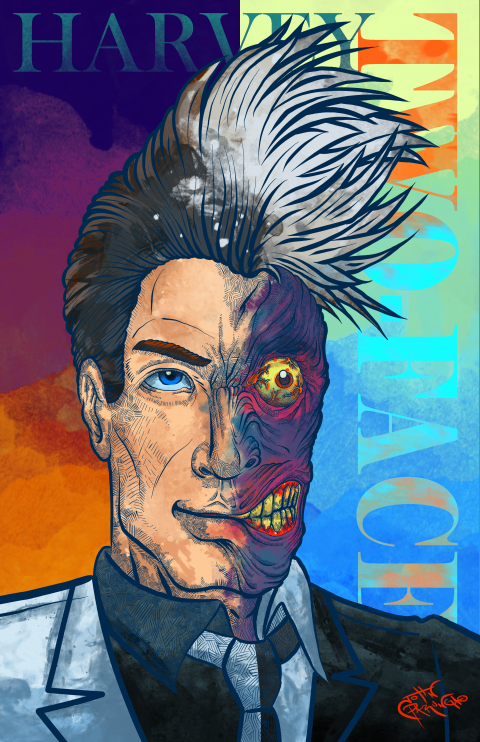 HARVEY TWO-FACE