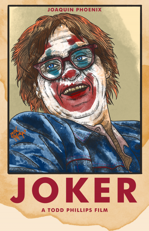 JOKER + DON'T WORRY, HE WON'T GET FAR ON FOOT MASHUP (JOHN CALLAHAN + JOKER VARIANT)