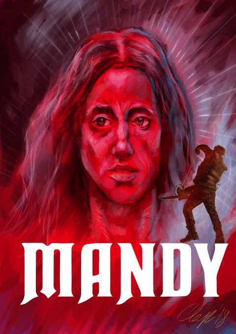 Mandy Poster version 1