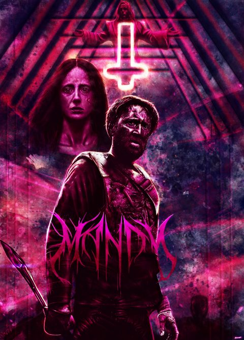 Mandy Alternative poster