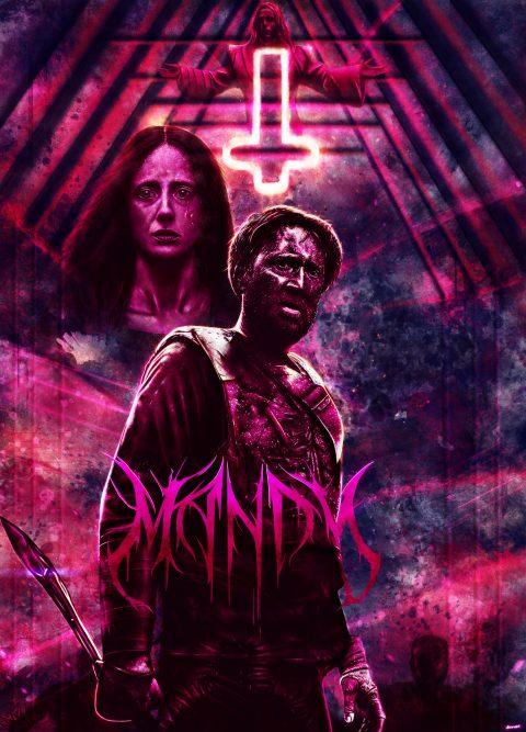 Mandy Alternative poster