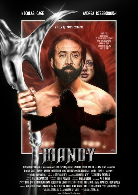 Mandy by MBArt