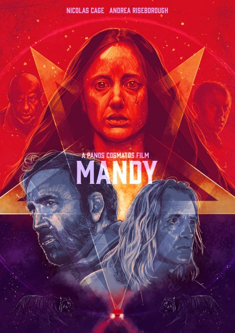 Mandy – Alternative Movie Poster