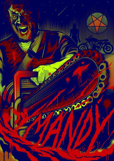 Mandy – Embrace The Chaos V1