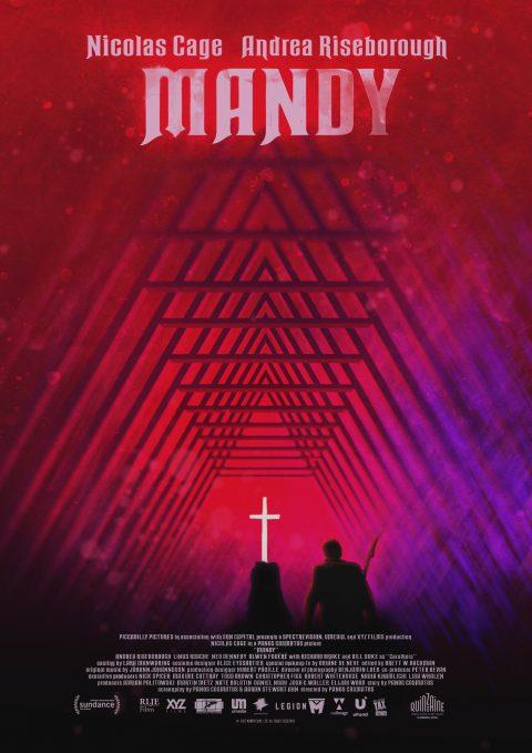 Mandy Movie  Poster