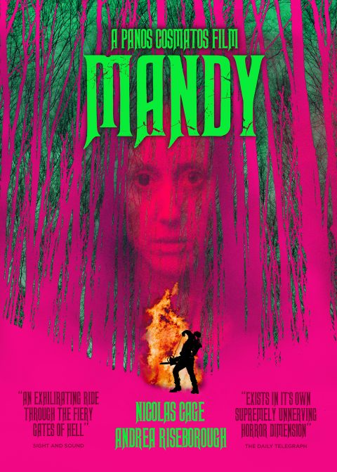 Acidic Mandy poster