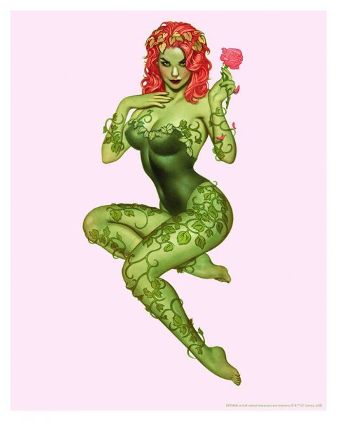 Poison Ivy Green Envy