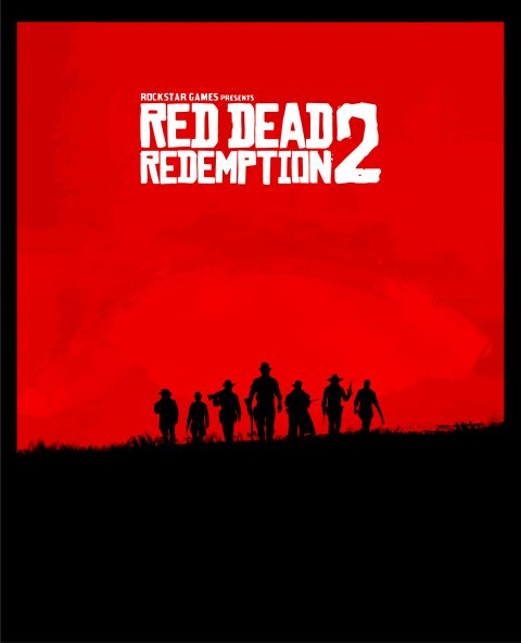 Red Dead Redemption 2 Poster