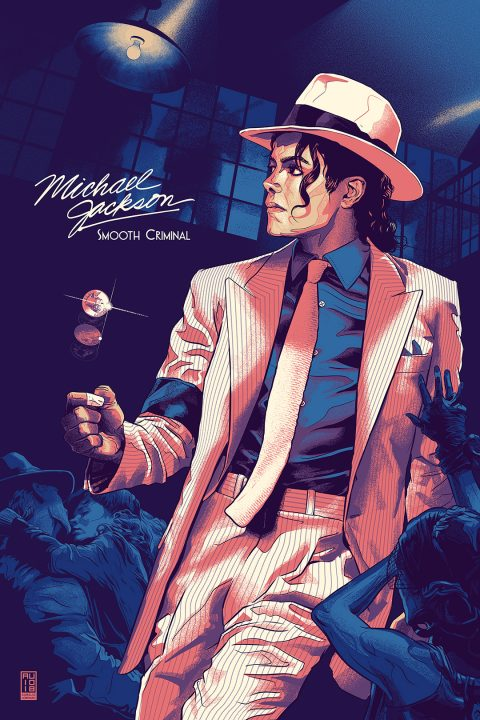 Michael Jackson – Smooth Criminal