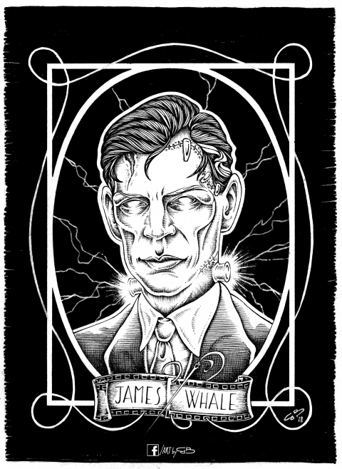 The Creator – A Portrait of James Whale