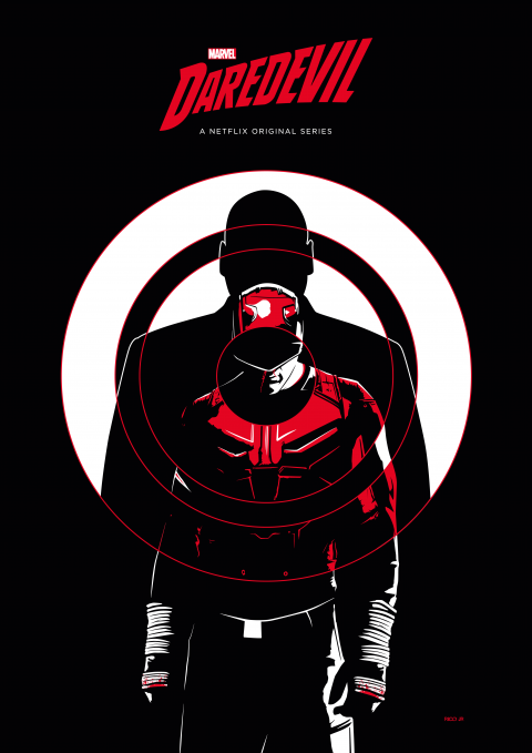 DAREDEVIL (S3) Poster Art