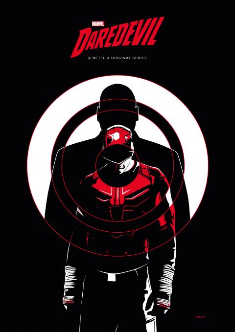 DAREDEVIL (S3) Poster Art