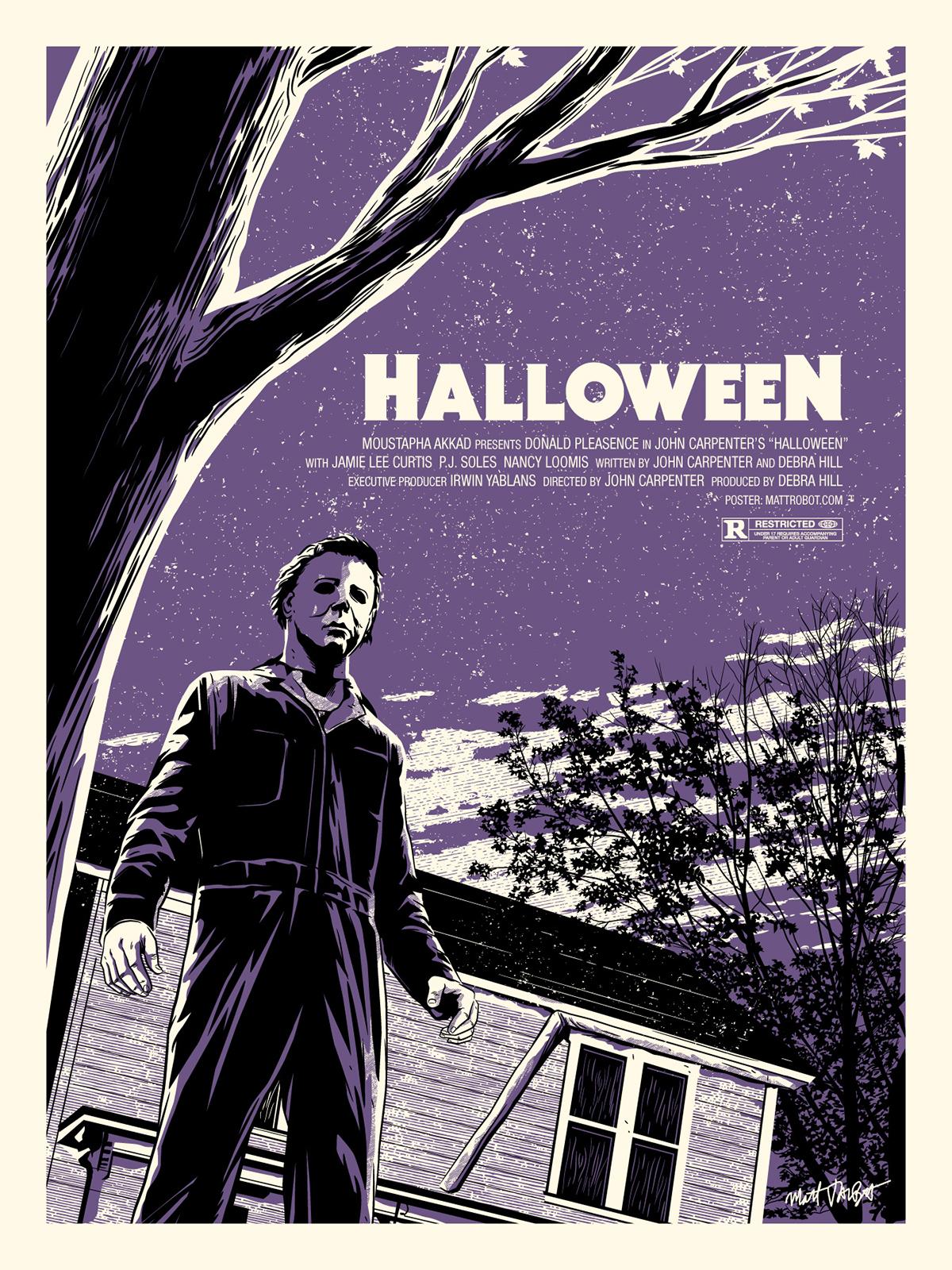 Halloween (1978) , PosterSpy