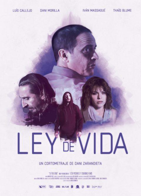 LEY DE VIDA | Official poster