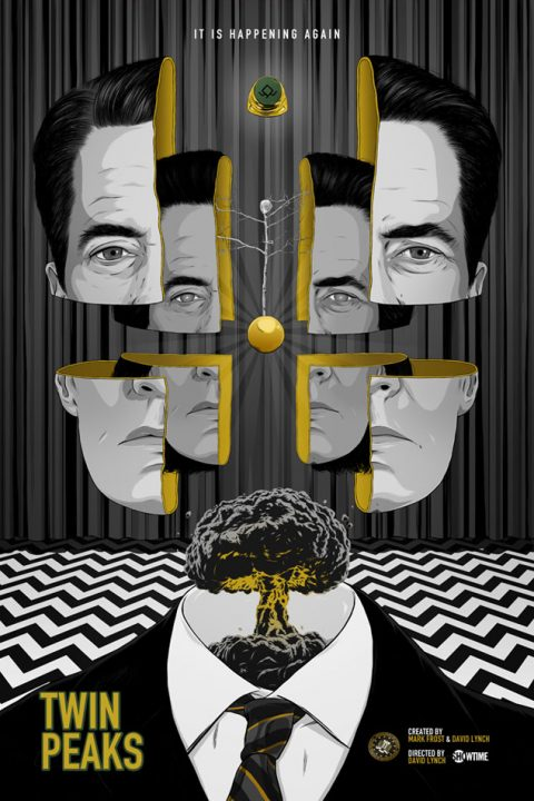 "TWIN PEAKS ""The Return"" 