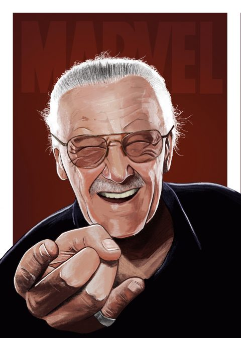 Stan Lee Tribute