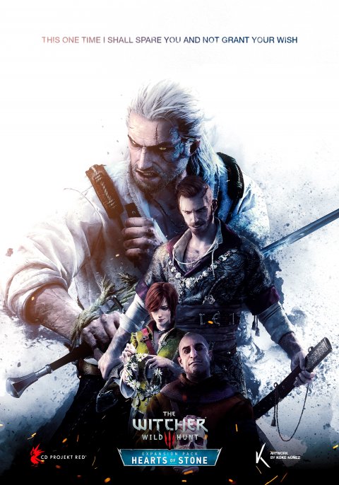 The Witcher: Wild Hunt – Hearts of Stone