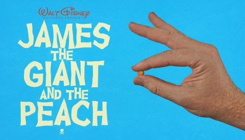 James the Giant and the Peach