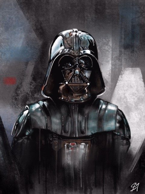 "Darth Vader – ""You have failed me for the last time…"""