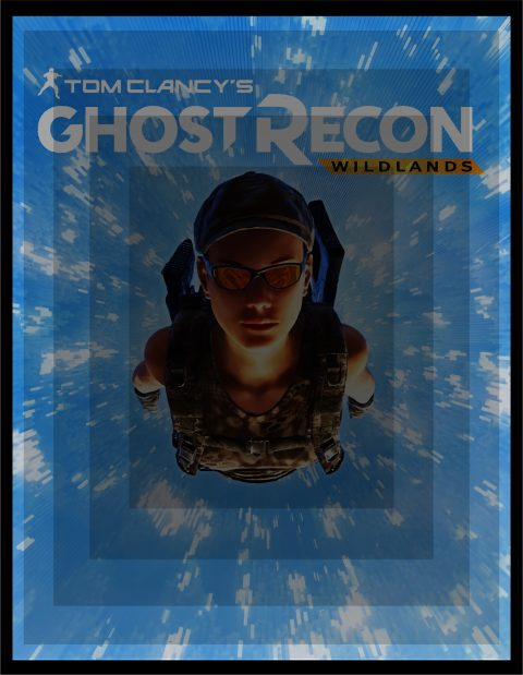 Tom Clancy's Ghost Recon Wildlands Poster Illustration