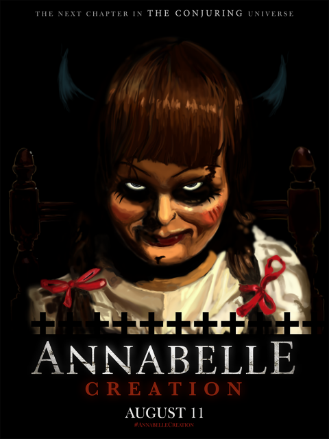 Annabelle Creation V 2