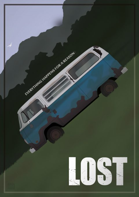 Lost – Dharma Initiative Van