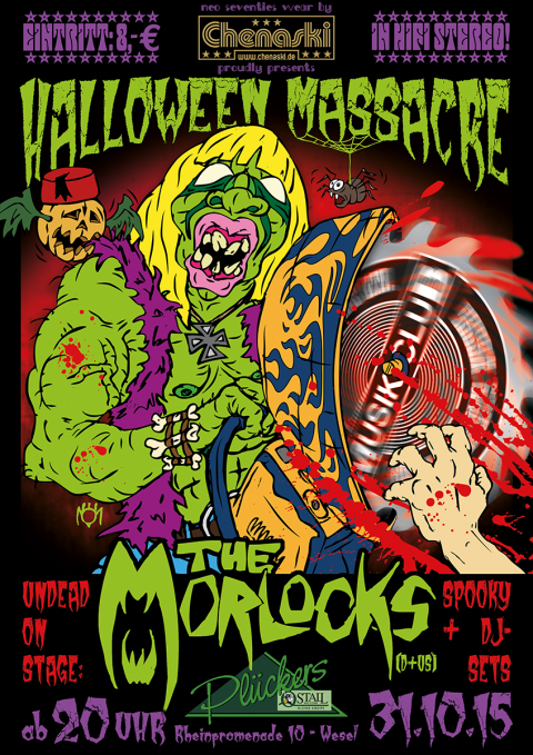 Musik-Club presents THE MORLOCKS