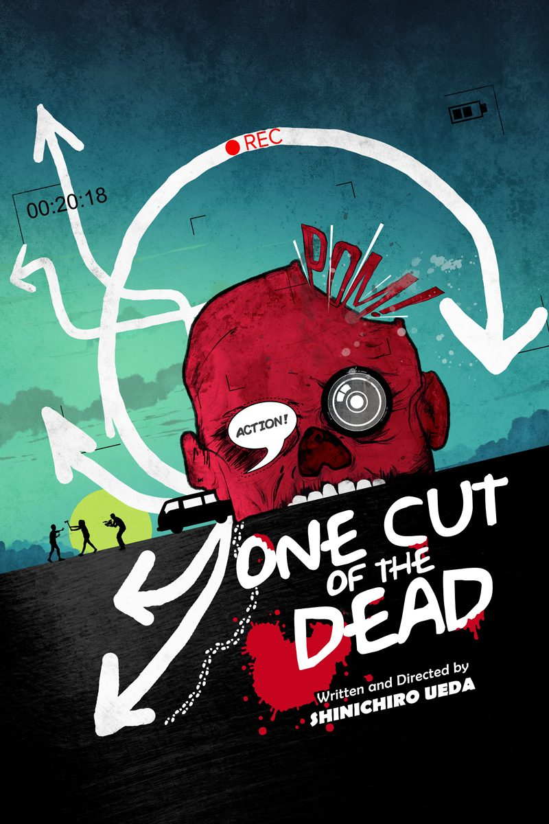 One Cut of the Dead - PosterSpy