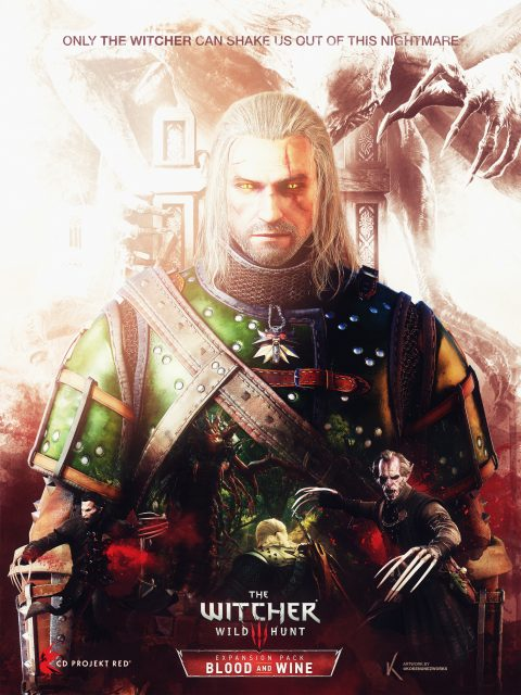 The Witcher: Wild Hunt – Blood and Wine