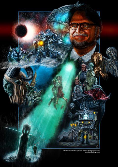 Filmography: Guillermo Del Toro