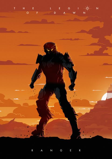 Legion of Dawn – Ranger