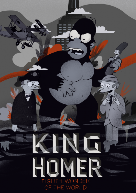 The Simpsons – King Homer