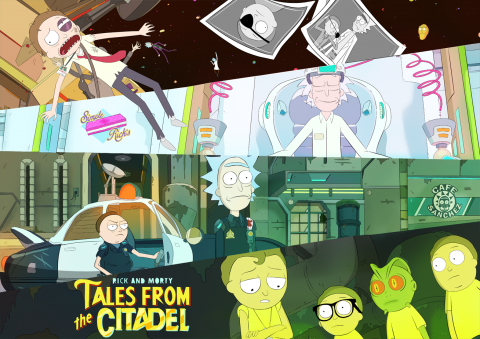 Rick & Morty – Tales from the Citadel