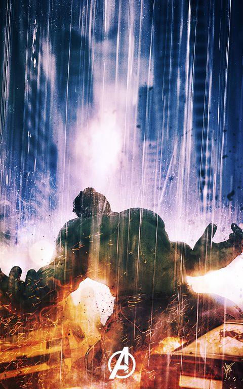 Avenger – Hulk 'Smash'