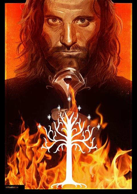 Lord of The Rings – Aragorn