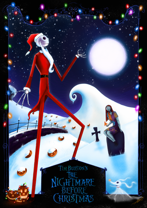 The Nightmare Before Christmas Part II