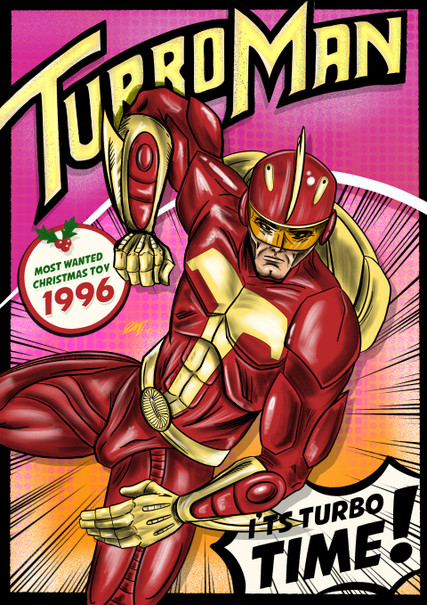 Jingle all the way – It's Turbo Time