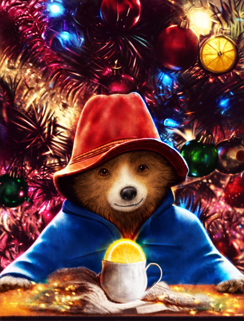 Christmas Paddington