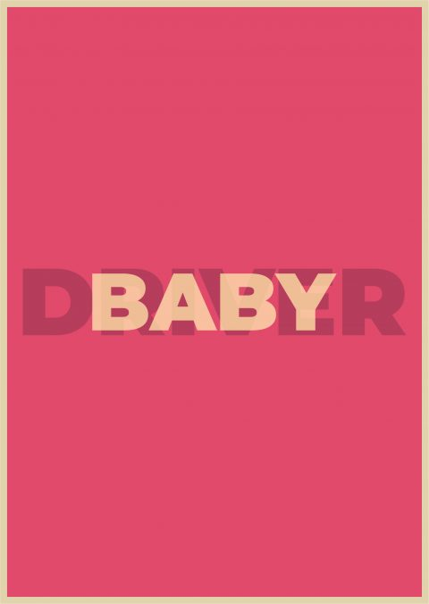Baby Driver Poster Design