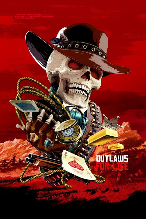 Outlaws For Life – Red Dead Redemption 2