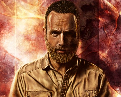 The Walking Dead – Rick Grimes