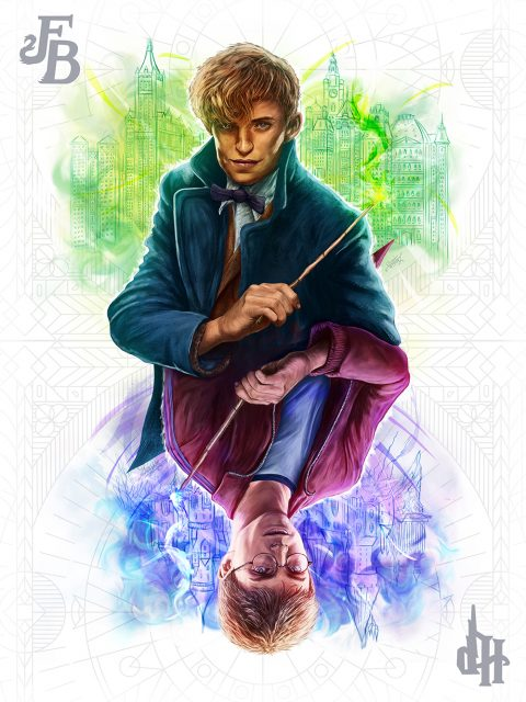 Harry Potter/ Fantastic Beasts