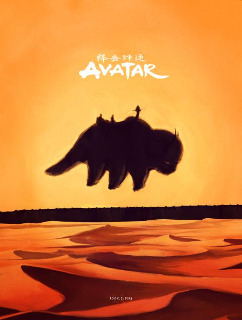Avatar The Last Airbender Book 3