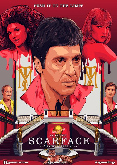 Scarface 35th Anniversary
