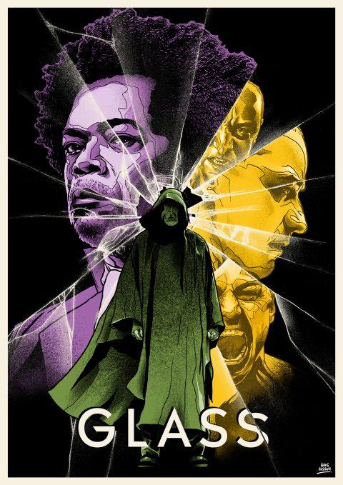 Glass : Alternative Movie Poster
