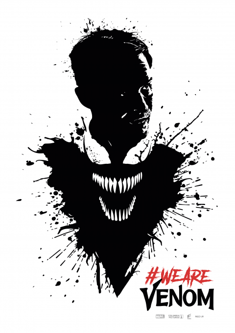 WE ARE VENOM Poster Art