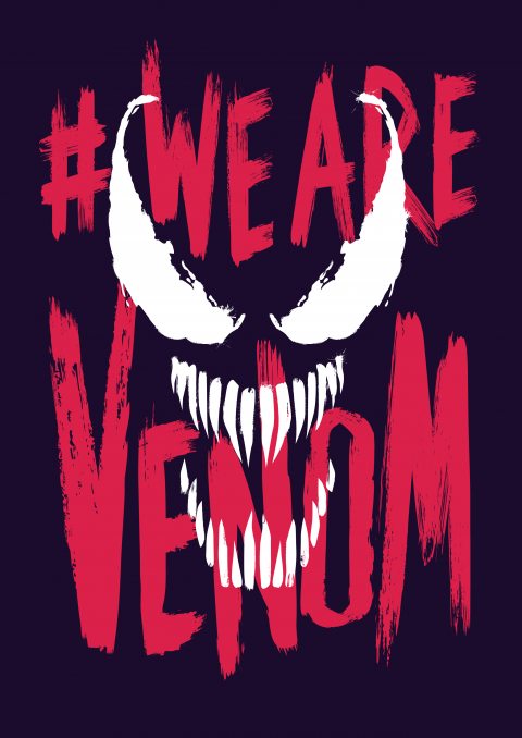 We are Venom – red