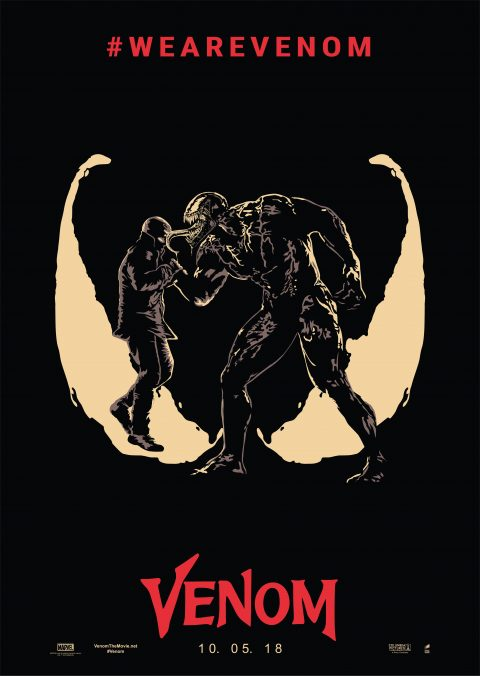 Venom – Alternative Movie Poster