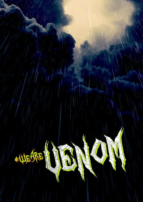 Venom 'Comic' Poster #1